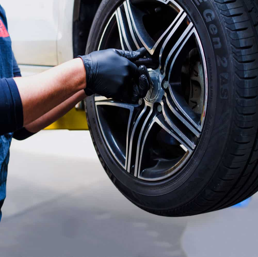 Tires and Rims Installation