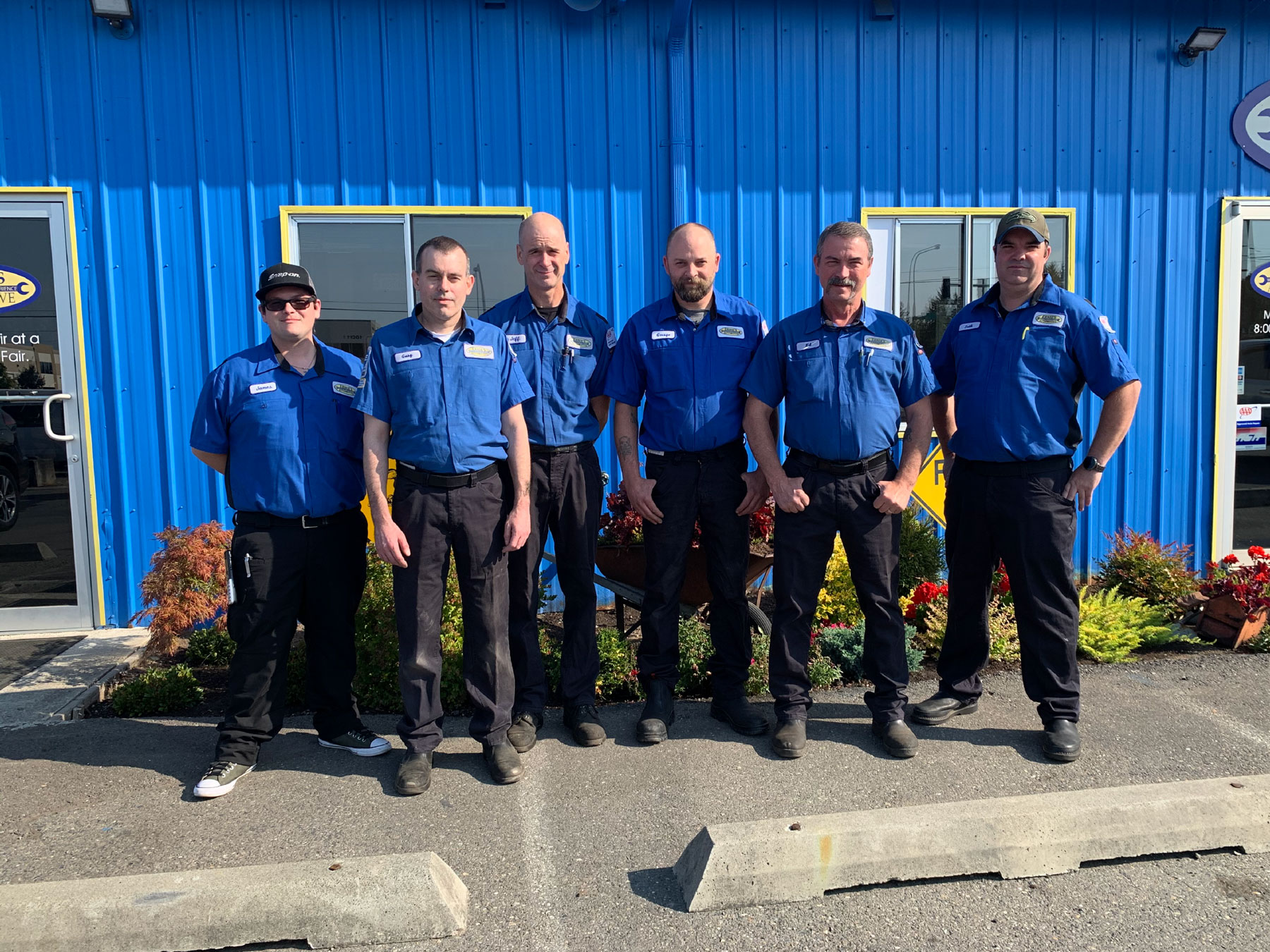 ASE Certified Technicians, Auto Repair